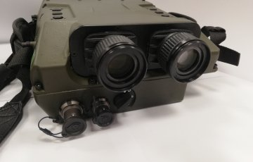 Deliveries of portable cooled infrared cameras for Polish Border Guard